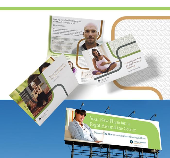 Cfm Strategic Communications: Elmhurst Memorial Healthcare Branding