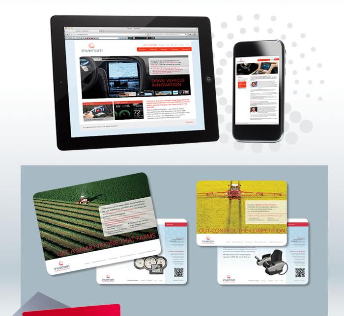 Cfm Strategic Communications: Inverom - Powerful Integrated Branding