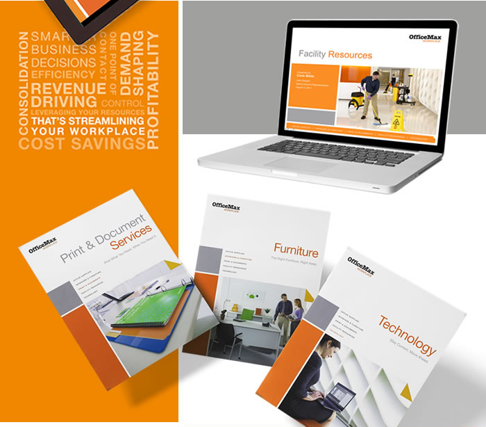 Cfm Strategic Communications: OfficeMax Workplace - B2B Campaign