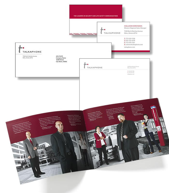 Cfm Strategic Communications: Branding, Integrated Collateral
